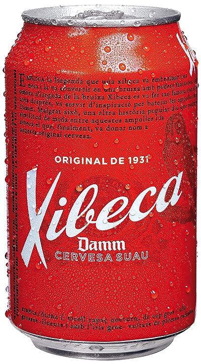 Xibeca Pilsen Cerveza - 33 cl