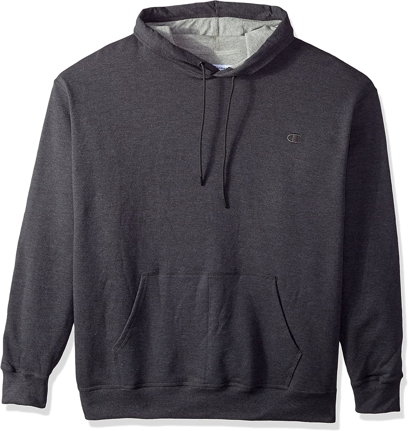 Champion Men's Powerblend Fleece Pullover Hoodie