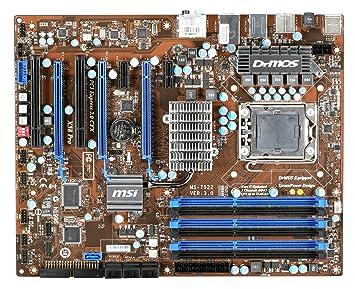 MSI X58 Pro SLI Intel Driver FREE