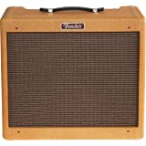 Fender Hot Rod 0213205700 Blues Junior III 15-W LTD Tube Guitar Combo Amplifier, Tweed