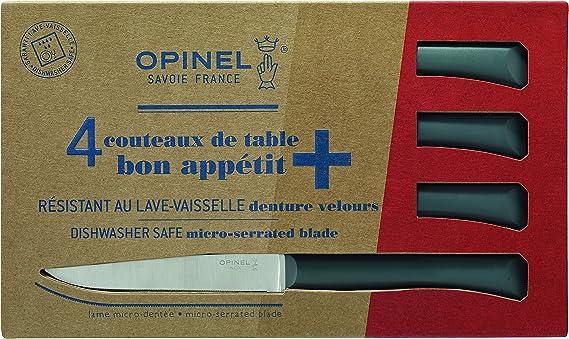 Opinel n/Â /° 4/inoxydable avec porte-cl/és/ /Chasse et p/êche