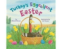 Turkey's Eggcellent Easter (Turkey Trouble, 4)