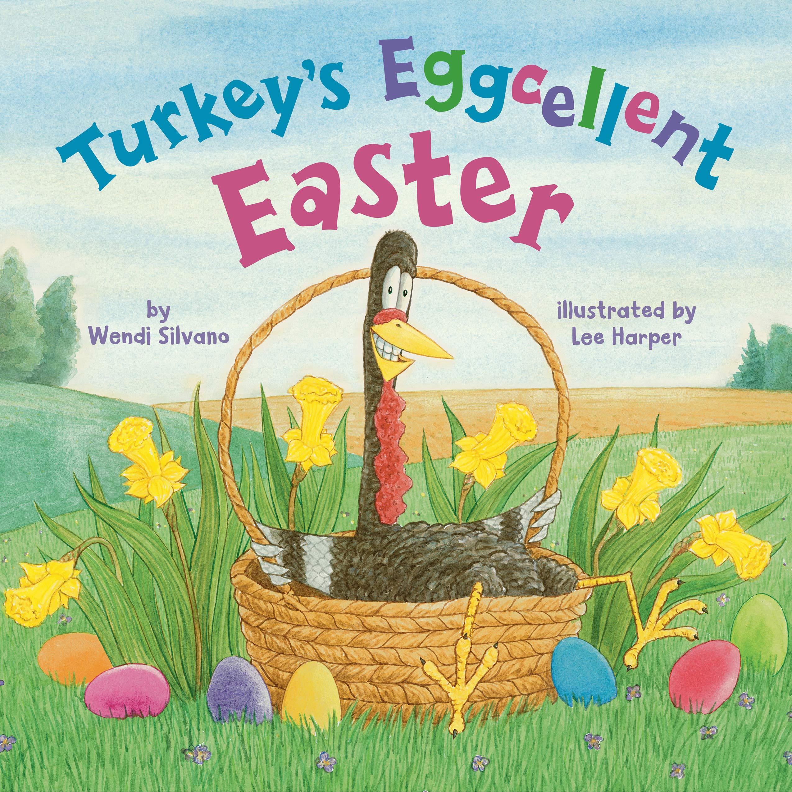 Image result for lee harper illustrator eggcellent easter