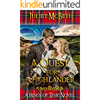 A Quest For A Highlander: A Medieval Scottish Clan Historical Romance Book