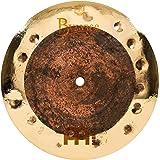 Meinl Cymbals B10DUS Byzance Extra Dry 10-Inch Dual Splash Cymbal (VIDEO)