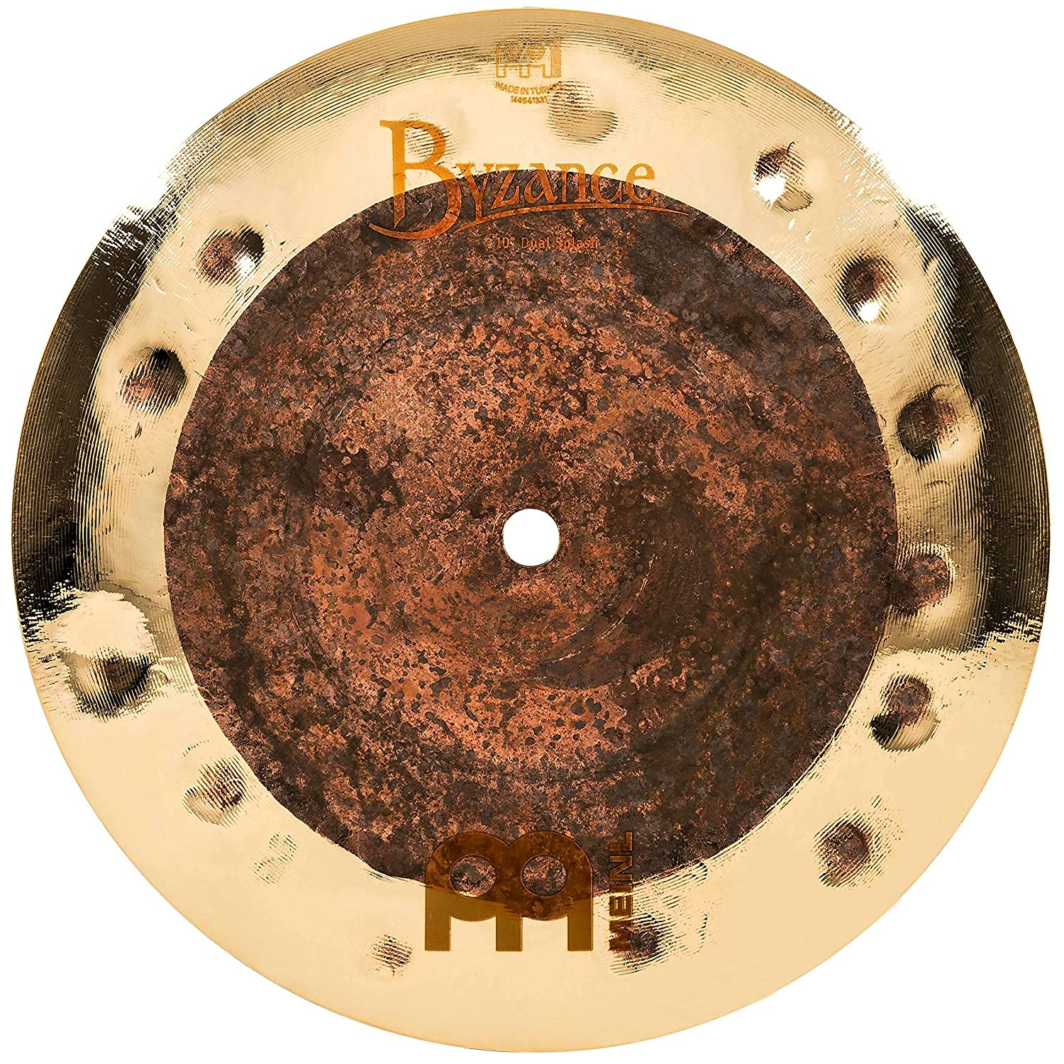 MEINL Cymbals マイネル Byzance Extra Dry Series スプラッシュシンバル 10