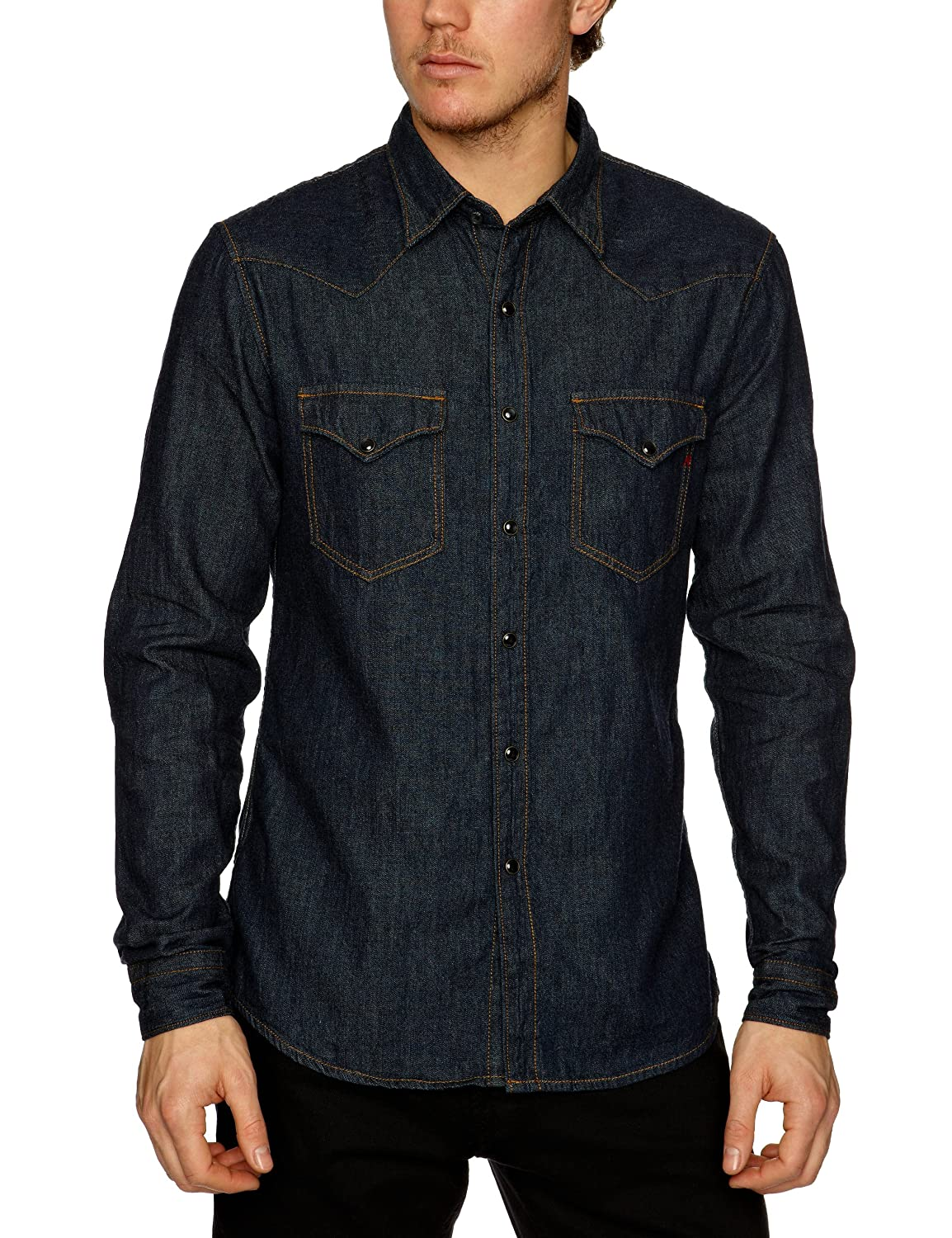 Replay Herren Shirt , Kent