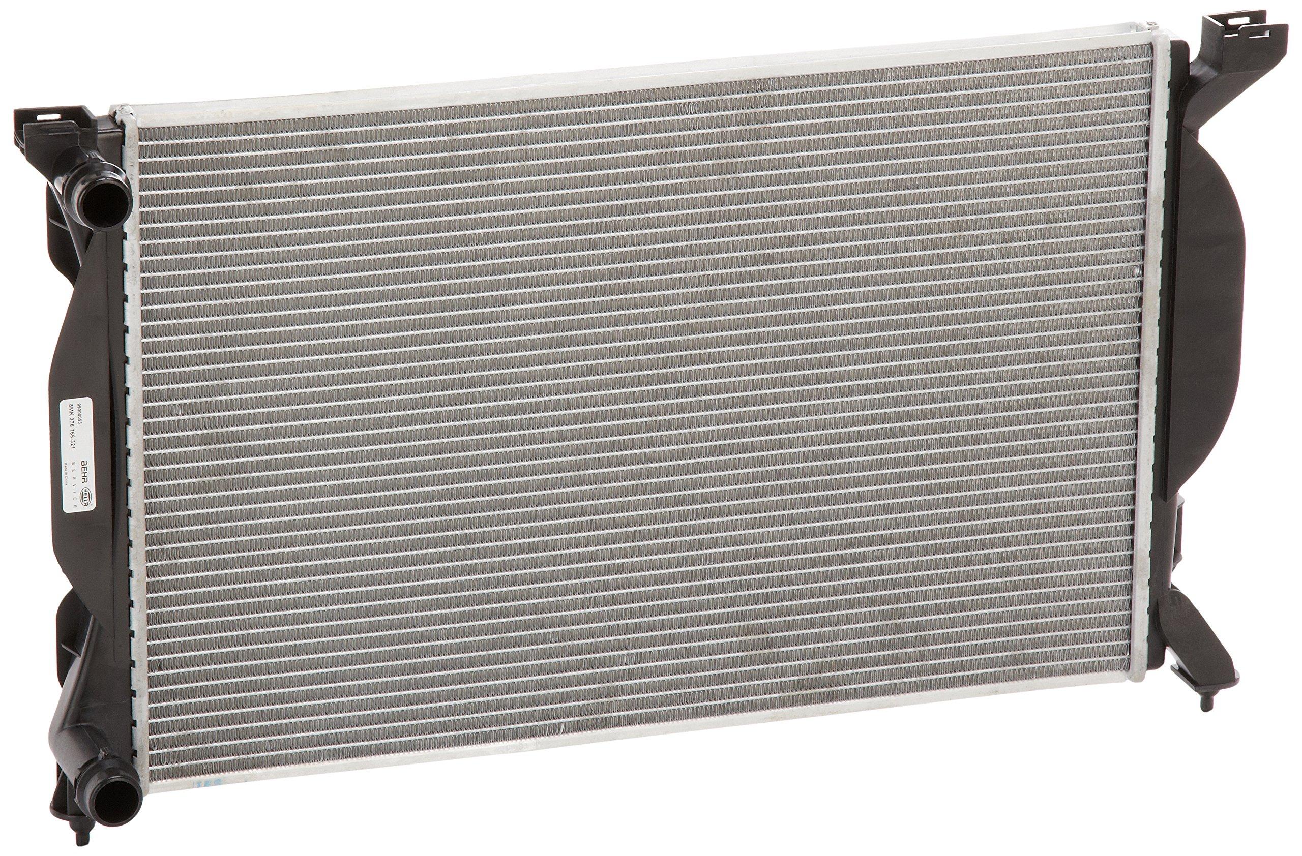 HELLA 376766321 Radiator for Audi A4/S4 GEN 2 02-08