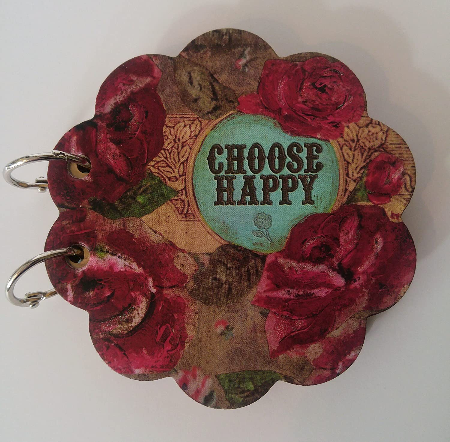 Choose Happy Journal Brave Girl