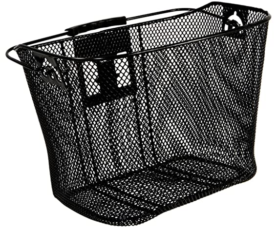 Amazon Com Schwinn Quick Release Wire Basket Bike Baskets