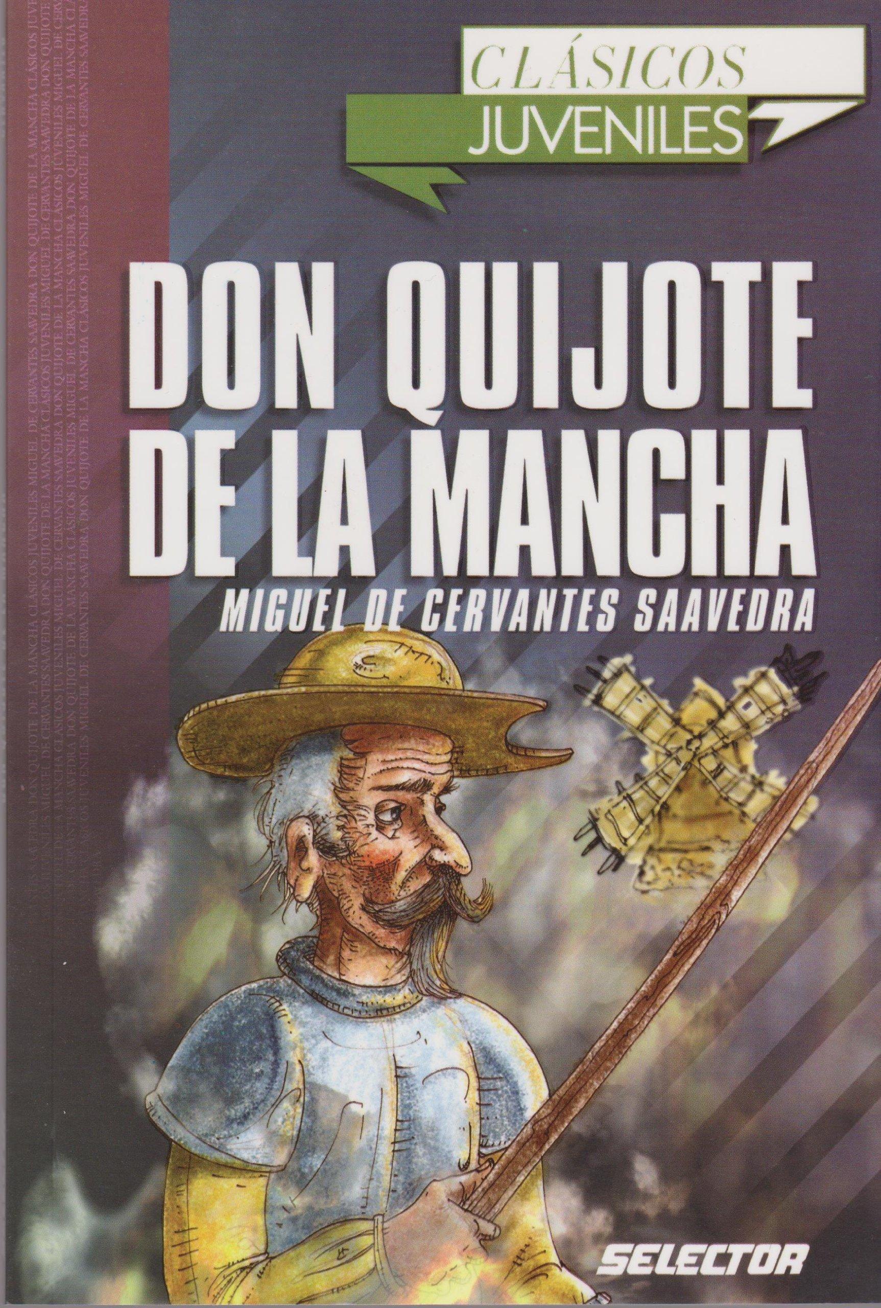 Don Quijote De La Mancha/ Don Quixote De La Mancha (Clasicos Juveniles / Juvenile Classics) (Spanish Edition) PDF
