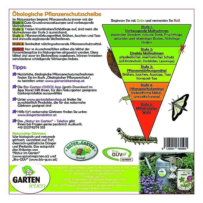 Pflanzenschutzscheibe, Heckenscheibe - Paket: Amazon.de: Garten