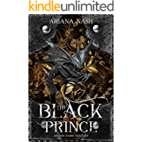 The Black Prince: An MM Dark Fantasy book cover