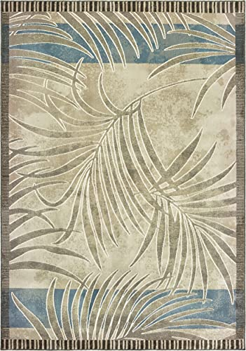 United Weavers of America Panama Jack original Rug, 9 10 x 13 2 , Natural