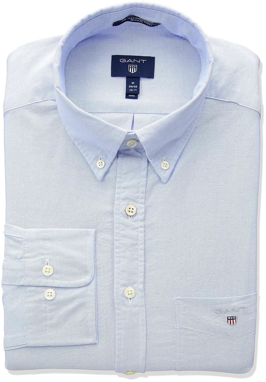 Gant The Oxford Shirt Reg BD Camisa para Hombre
