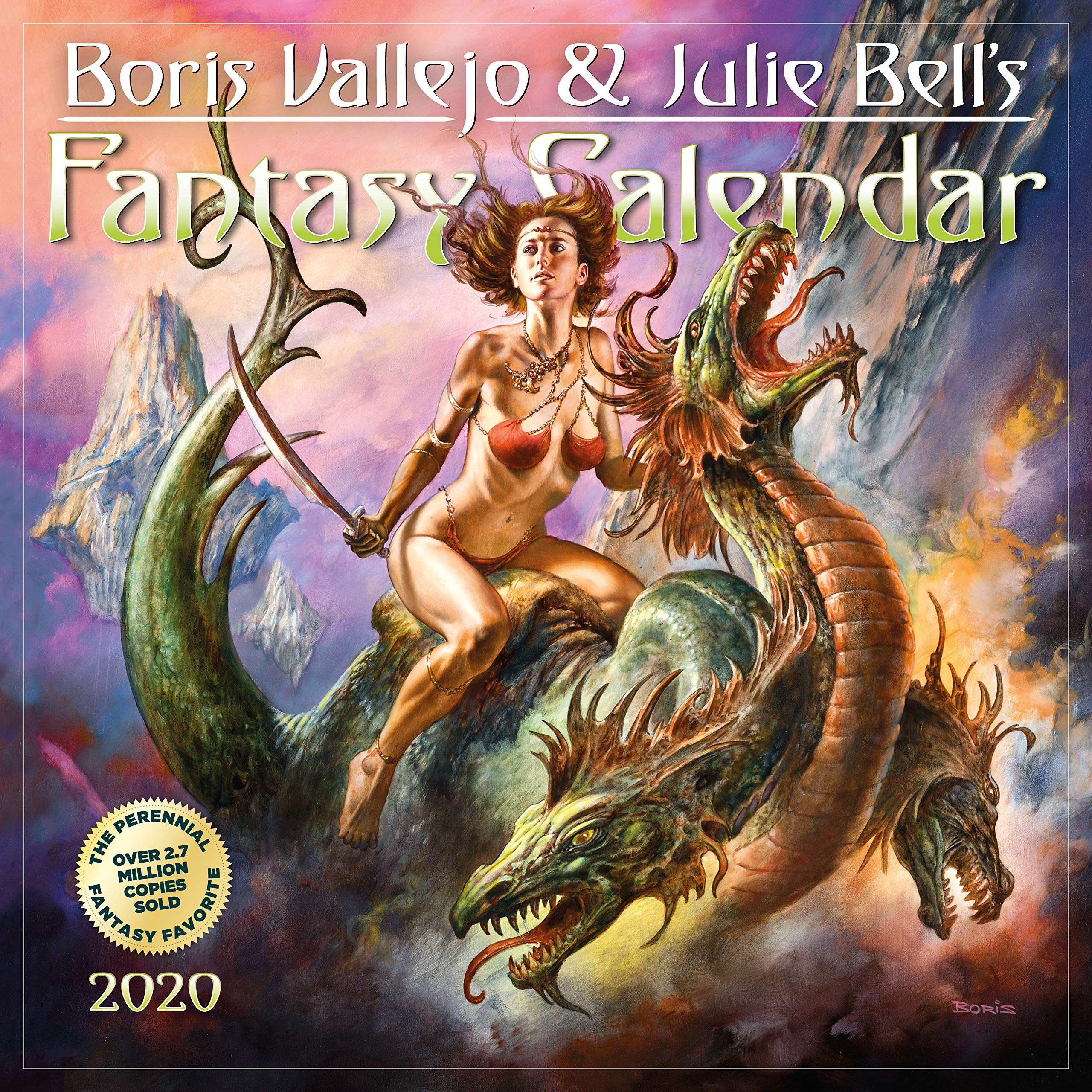 Julie Bell Fantasy Art Trading Cards