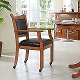 Crosley Furniture CF510318-DC Reynolds Game Chair