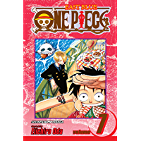 One Piece, Vol. 7: The Crap-Geezer (One Piece Graphic Novel)