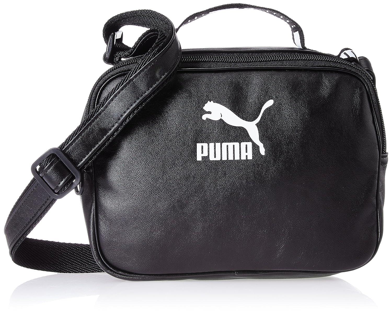 Puma Prime Mini Reporter P Puma Black de Puma White OSFA PUMAE|#PUMA 75162 01