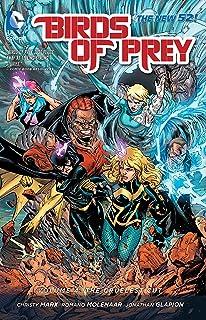 Birds of Prey Volume 5 TP The New 52 DC Comics: Birds of ...