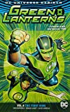 Green Lanterns 4: The First Ring