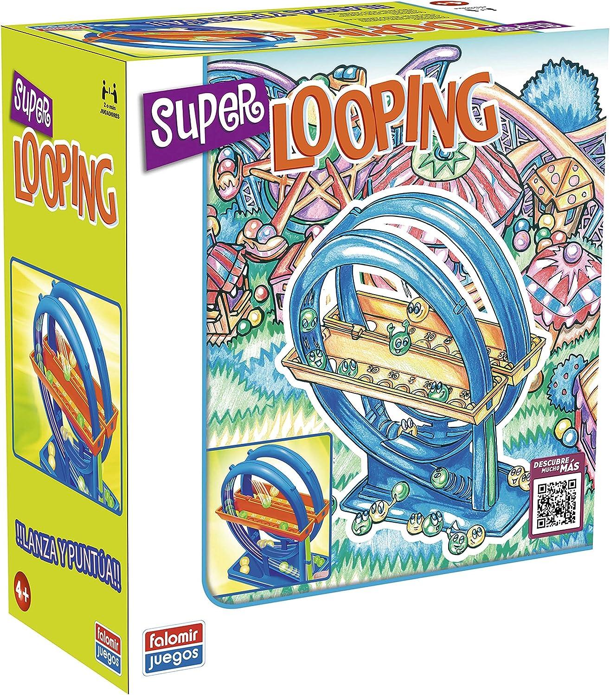 Falomir - Super Looping (23035): Amazon.es: Juguetes y juegos