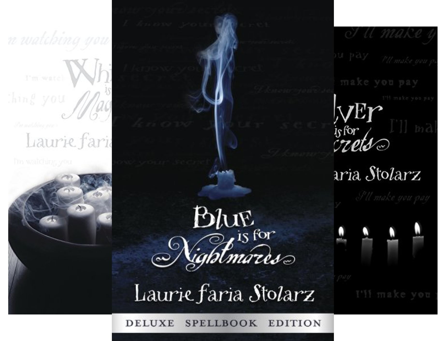 Blue is for Nightmares (4 Book Series)