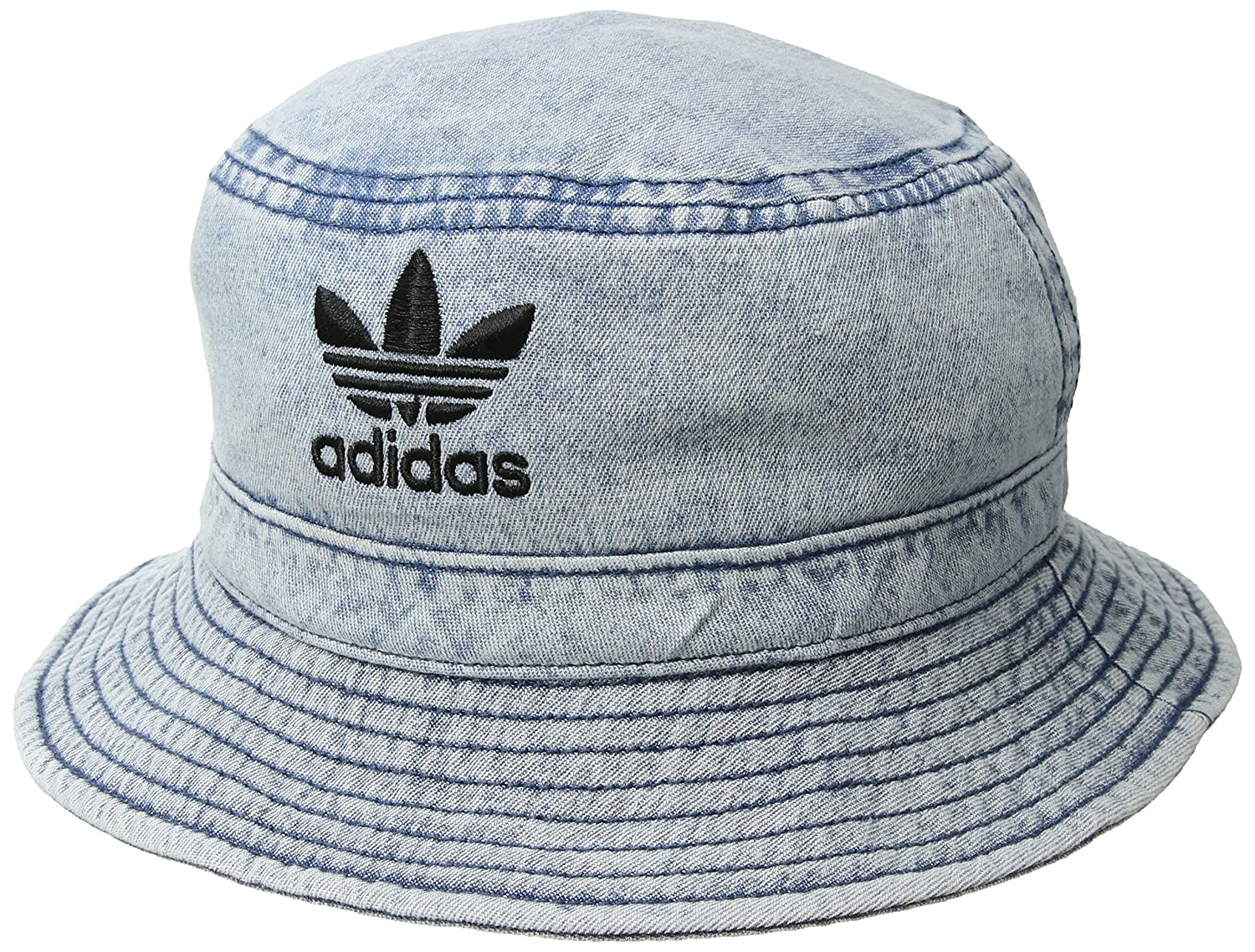 adidas Originals Denim Bucket Hat 7e9b4446c17