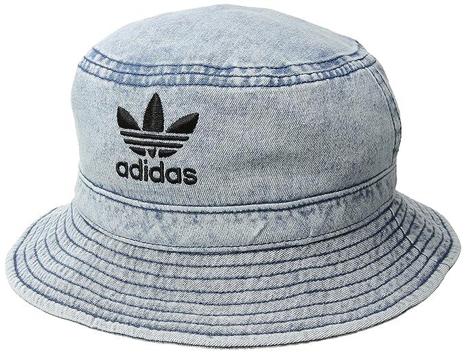 9ec3764d67c Amazon.com  adidas Originals Denim Bucket Hat