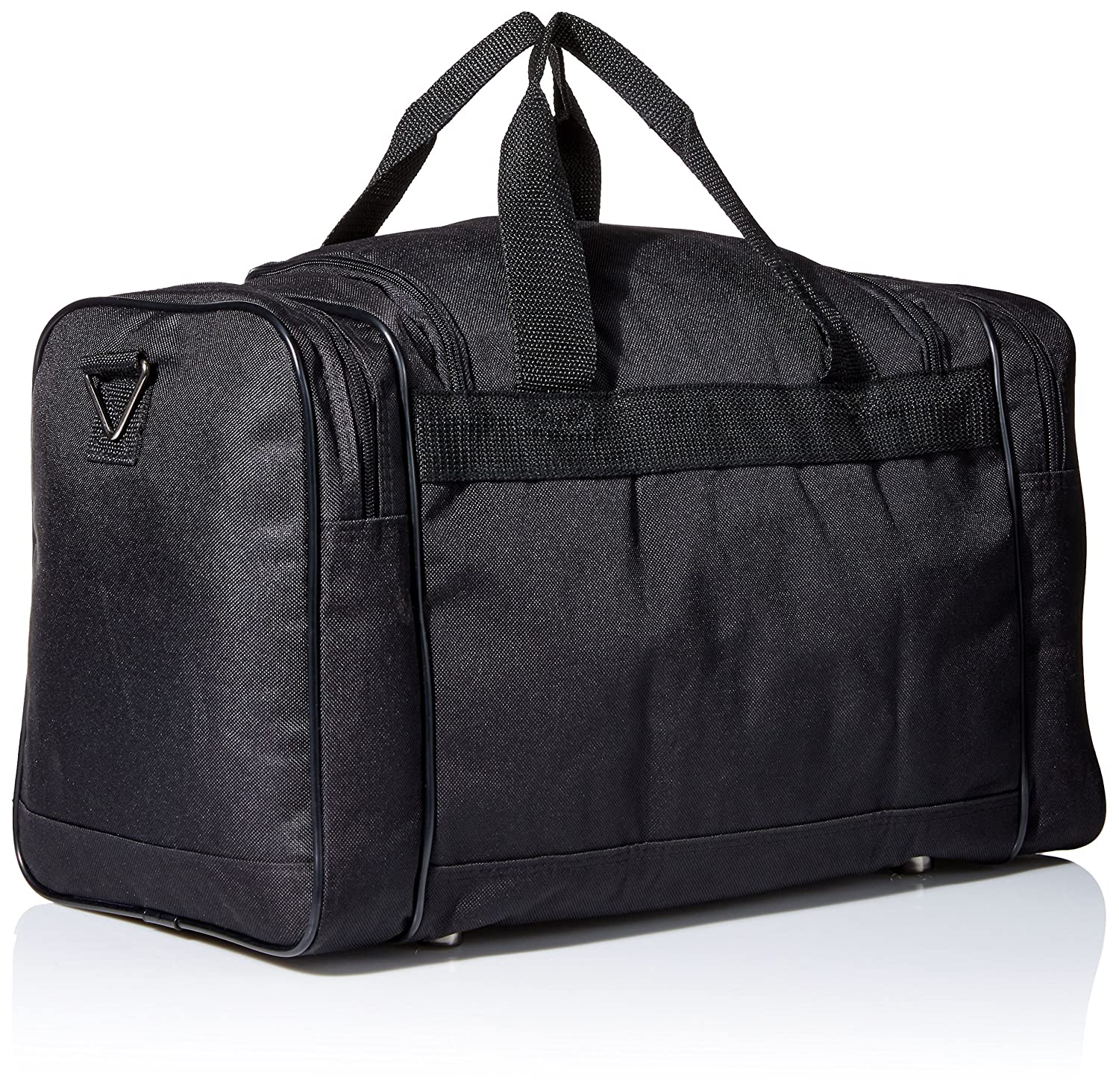 3bd288de31 Amazon.com | DALIX Blank Duffle Bag Duffel Bag in Black Gym Bag | Sports  Duffels