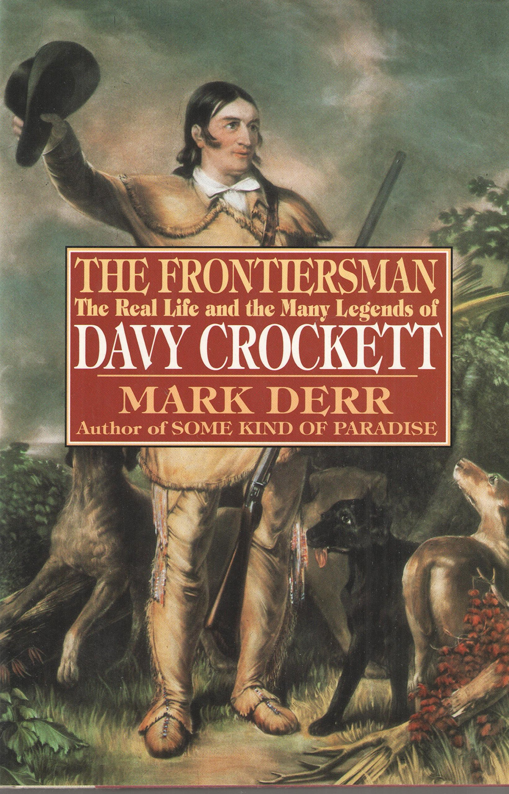 Davy crockett myths and legends