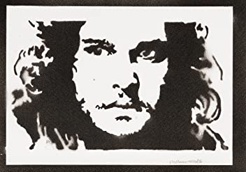 Jon Snow Game Of Thrones Poster Handmade Graffiti Sreet Art - Artwork