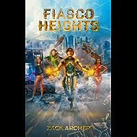 Fiasco Heights: A Superhero Harem Adventure (English Edition)
