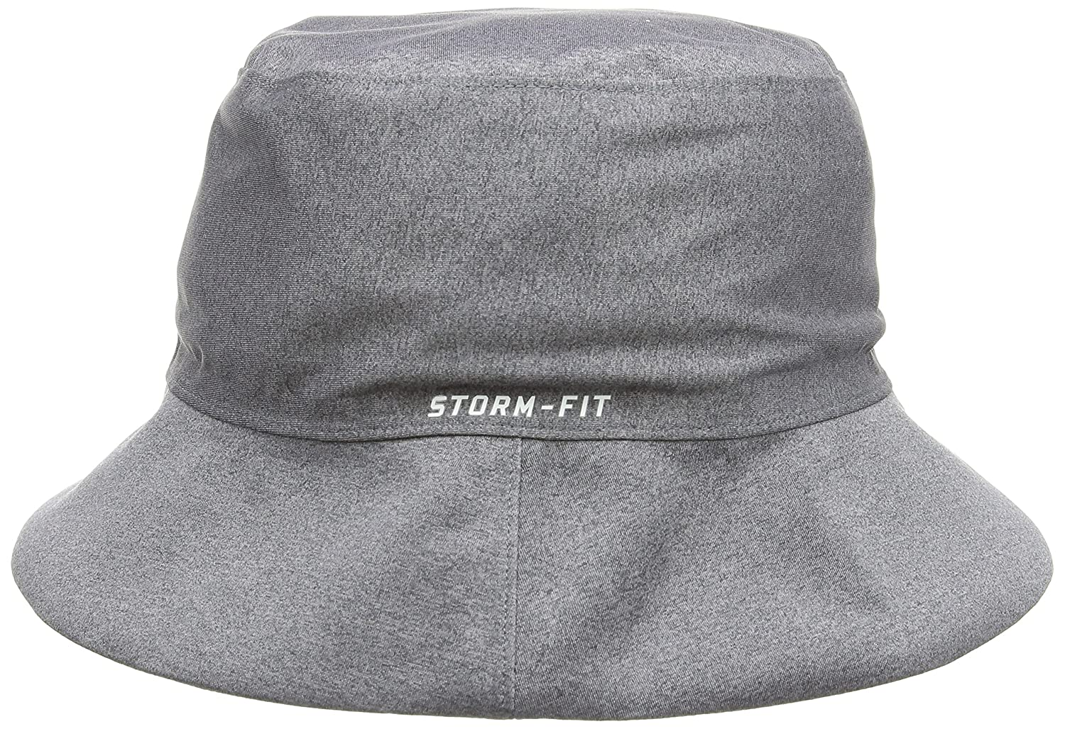 fb4f50597 2015 Nike Storm-Fit Unisex Waterproof Golf Bucket Hat Black Heather ...