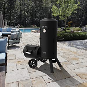 Dyna-Glo Signature backyard smoker