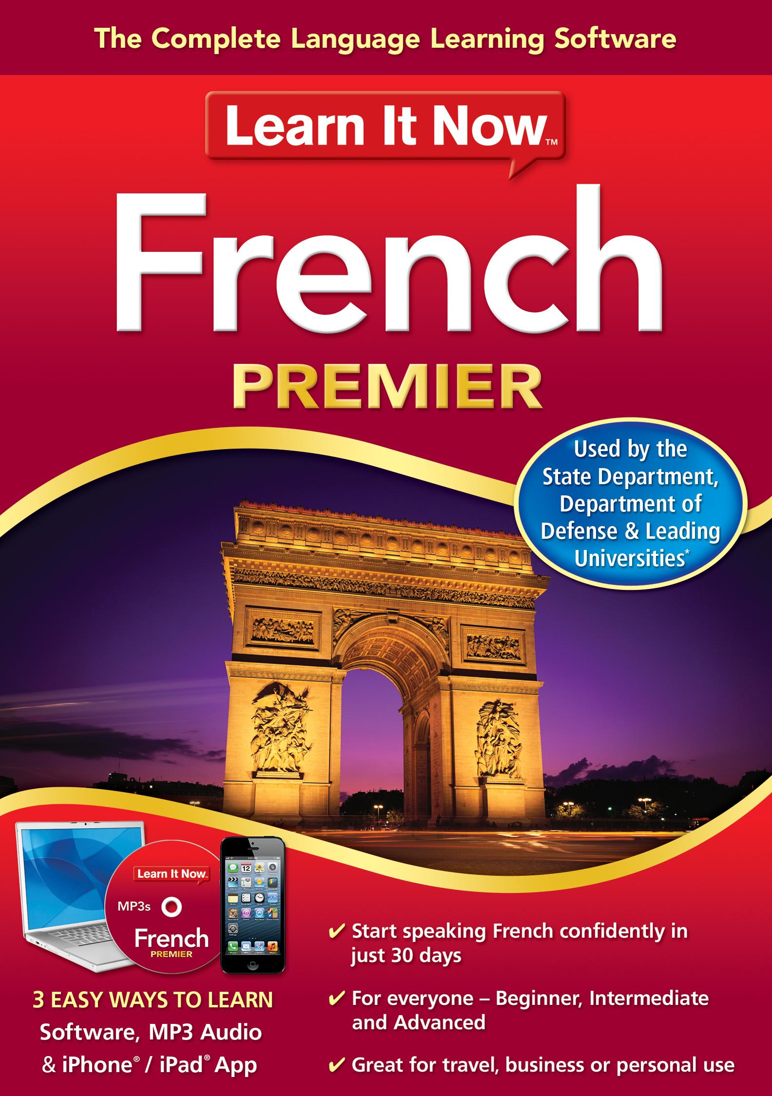 Learn It Now French Premier [Download] by Nova Development