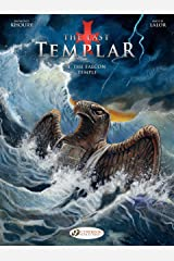 The Last Templar - Tome 4 - The Falcon Temple Kindle Edition