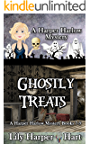 Ghostly Treats: A Harper Harlow Mystery Books 7-9