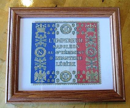 1812 French Flag Set of Napoleon Bonaparte......France