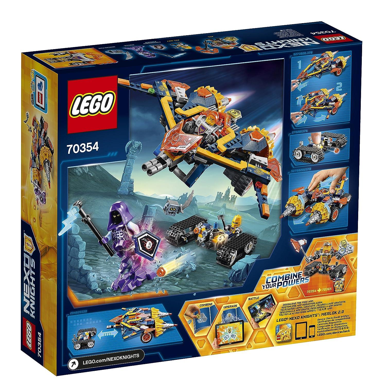 Baukästen & Konstruktion Lego Nexo Knights 70354 Krawallmacher Neuw. LEGO Baukästen & Sets