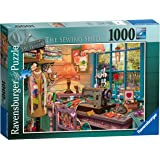 Ravensburger My Haven No 4. The Sewing Shed 1000pc Jigsaw Puzzle