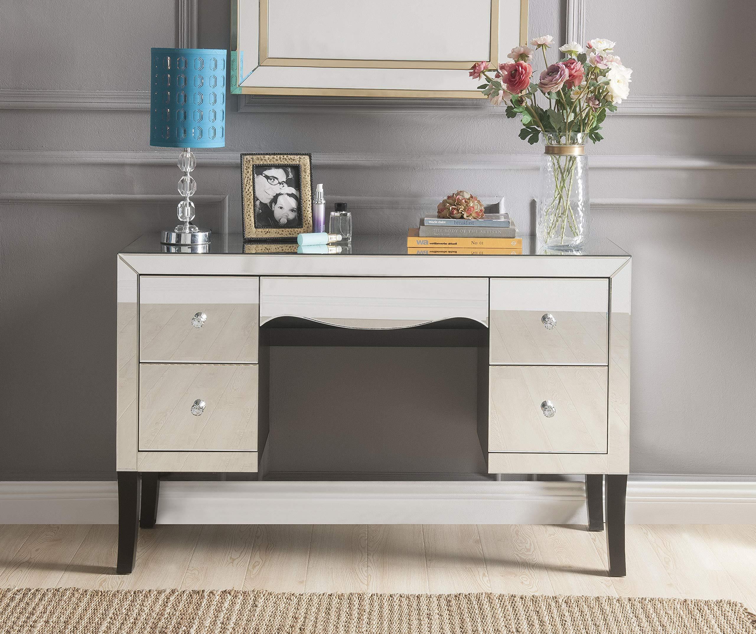 ACME Furniture  Ratana Vanity Desk by Acme Furniture