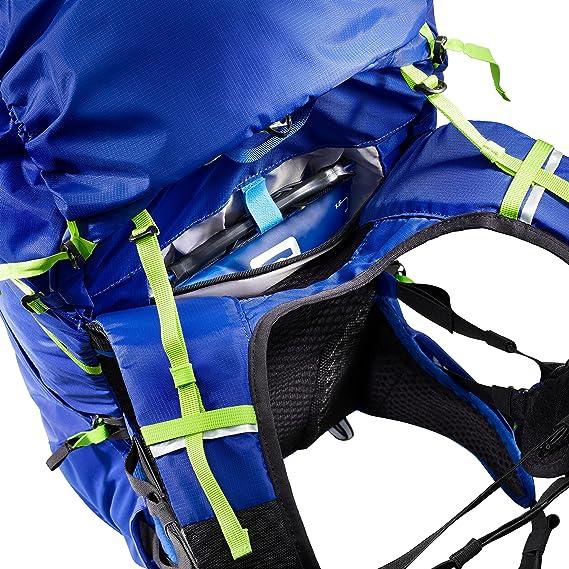 Amazon.com : Salomon Unisex Peak 40 Backpack, Black, OS : Sports & Outdoors
