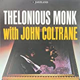 Thelonious Monk With John Coltrane (Vinyl)