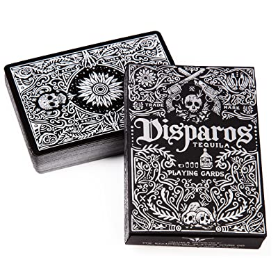 Ellusionist Disparos Tequila Playing Cards Prohibition Series: Sports & Outdoors
