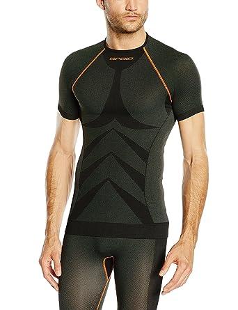 Shirt Térmico Ropa Hombre De Conjunto Spaio Simple Interior Para W01 3A4jLR5