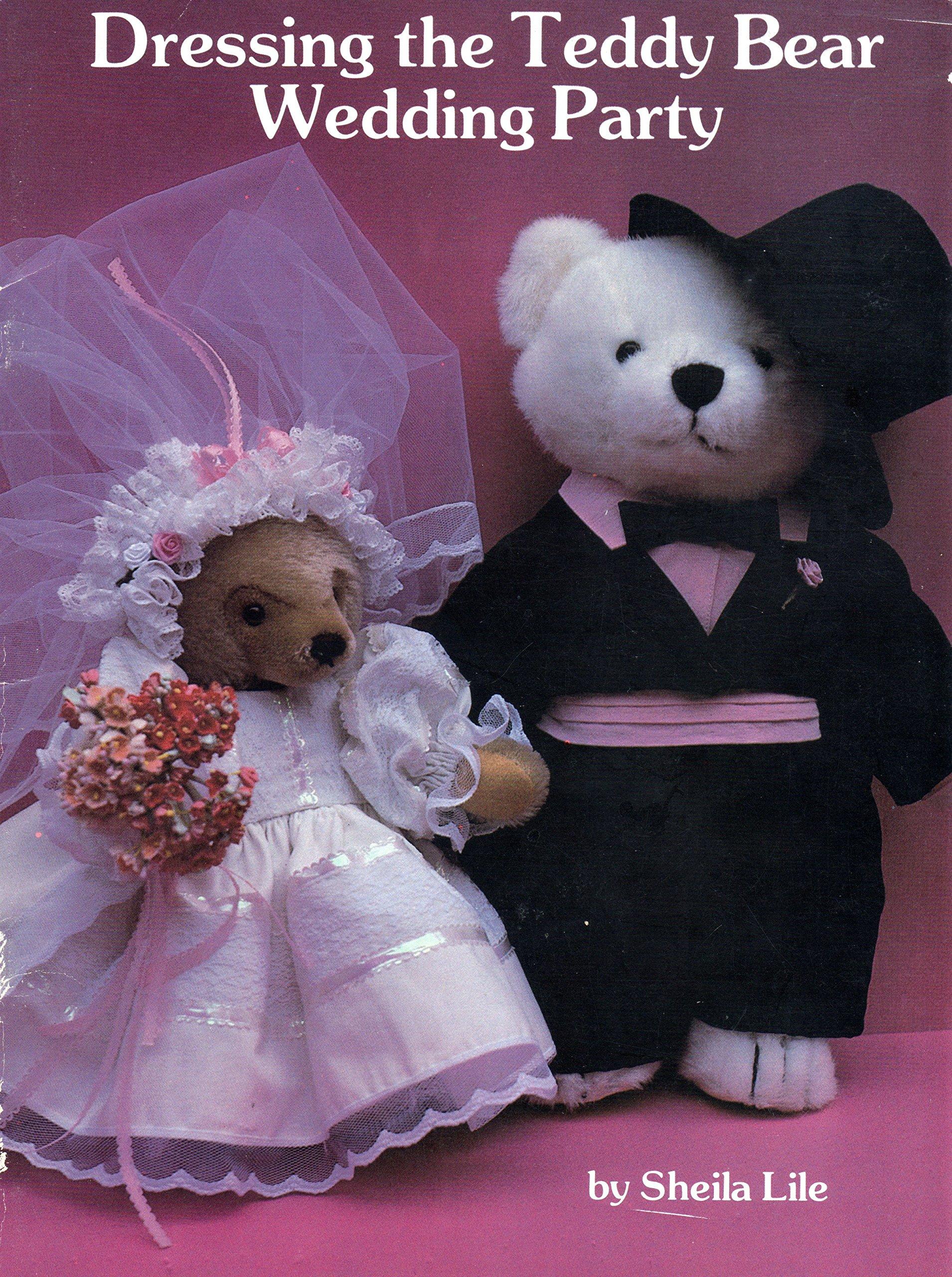 dressing-the-teddy-bear-wedding-party