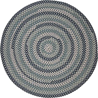 product image for Colonial Mills Boston Common Area Rug 5x5 Capeside Blue
