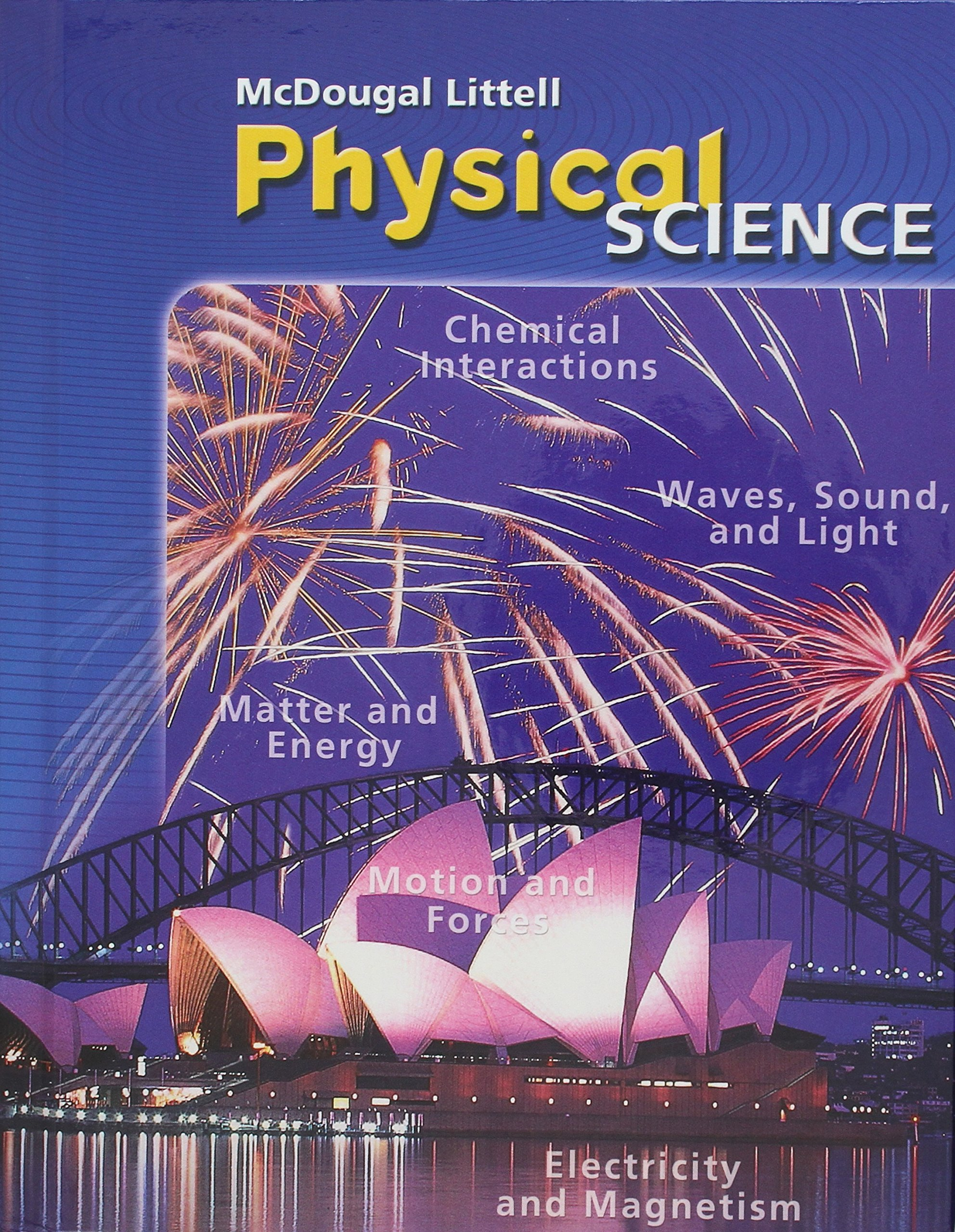 Download McDougal Littell Science: Student Edition Grade 8 Physical Science 2006 pdf epub
