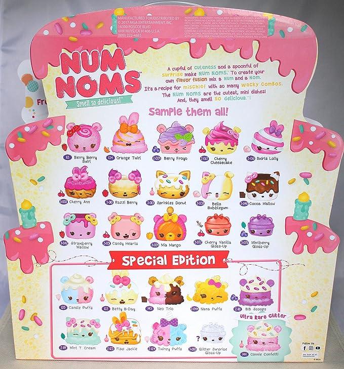 Num Noms Birthday Party Pack: Amazon.es: Juguetes y juegos